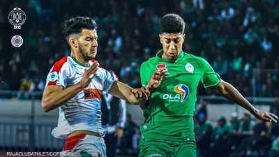 الرجاء يخسر أمام مولودية ويتأهل لنصف نهائي الأندية العربية