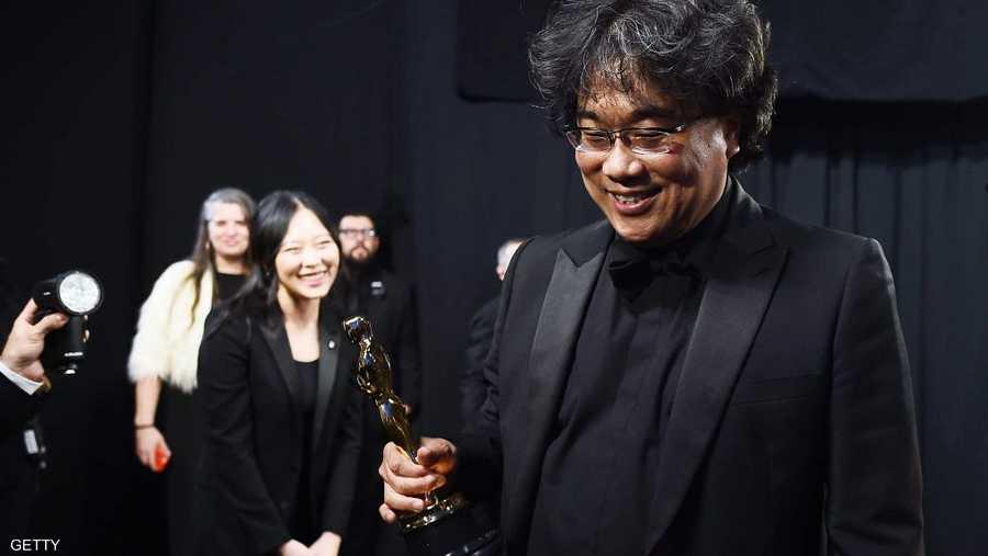 ملك الليلة.. المخرج الكوري بونغ جون هو
