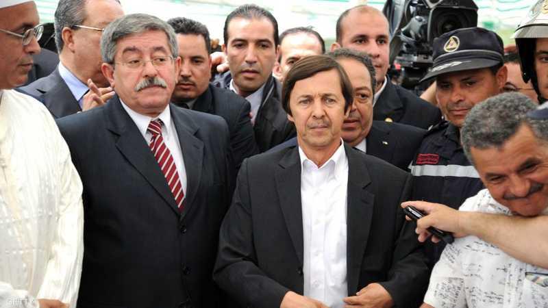 سعيد شقيق الرئيس الجزائري السابق عبد العزيز بوتفليقة.