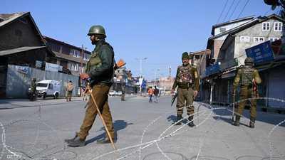 باكستان: جرحى في قصف هندي على كشمير