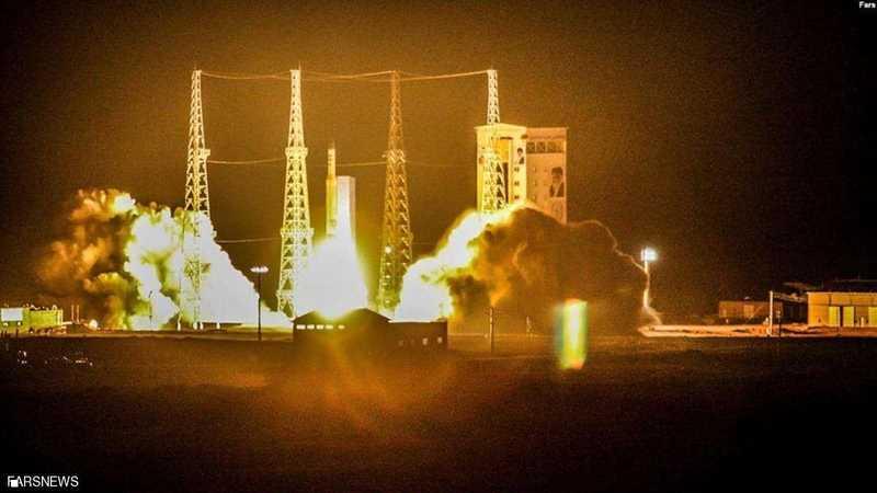 طهران تنفي أن يكون برنامجها الفضائي للتطوير الصاروخي.
