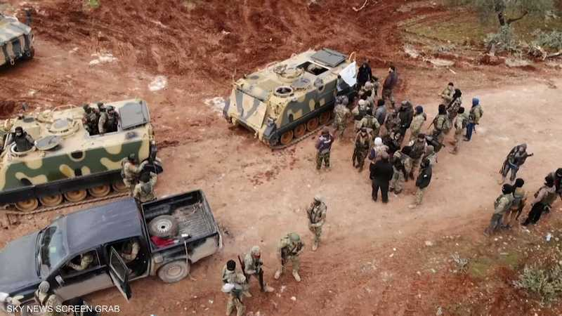 إدلب السورية بين التهديد التركي والحزم الروسي
