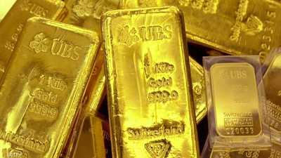 الذهب يتراجع مع تنامي الإقبال على المخاطرة