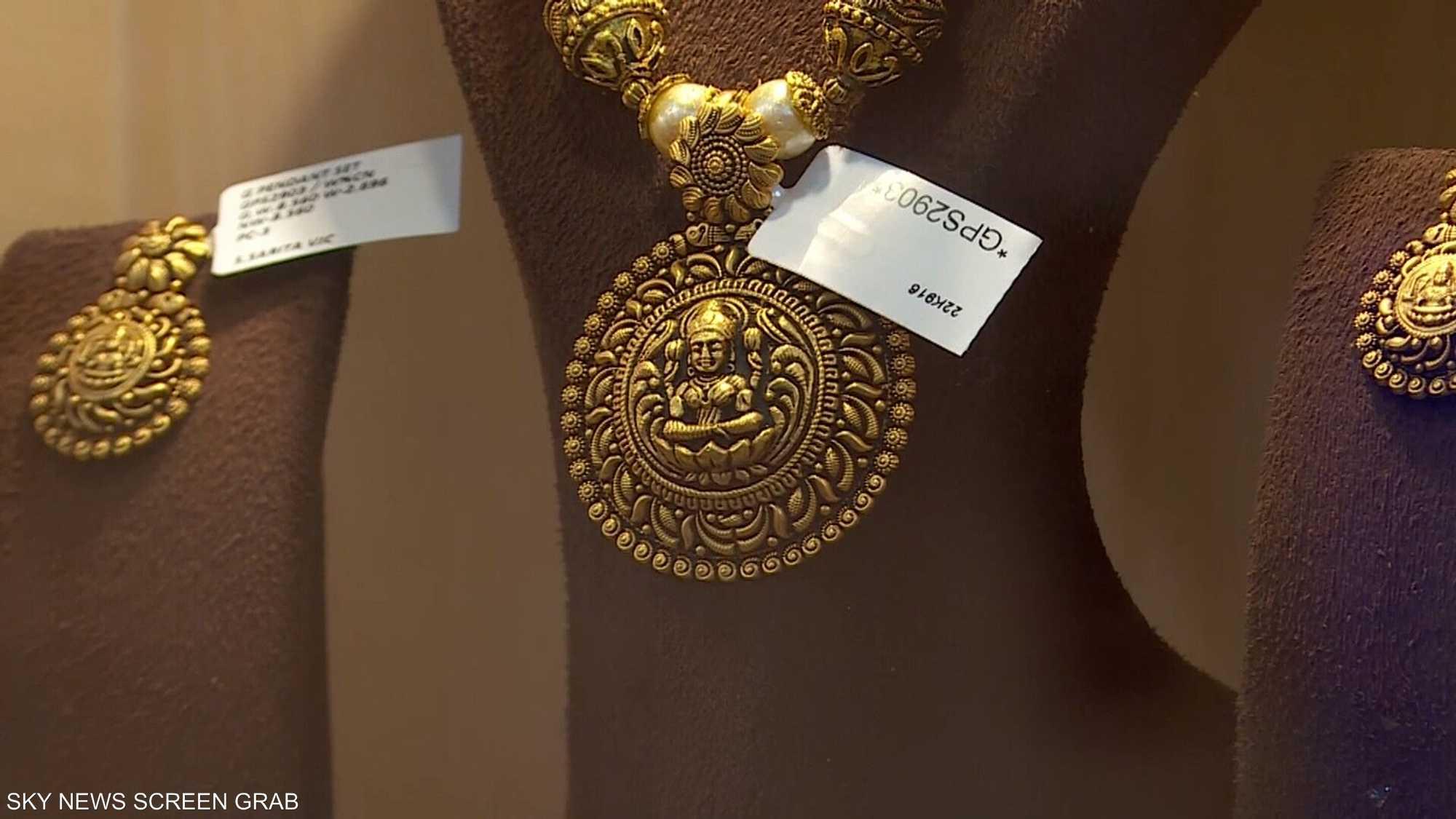 الهند والذهب
