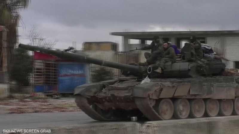 مصادر روسية: تركيا سلّمت معدات عسكرية لجبهة النصرة في إدلب