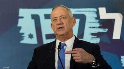 غانتس يتعهد بتشكيل حكومة إسرائيلية بدون نتانياهو