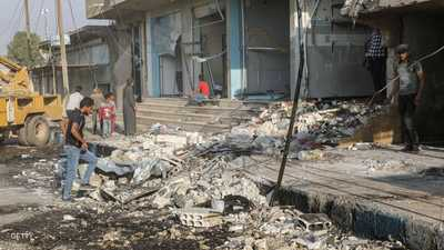 قتلى في انفجار بمدينة تل أبيض السورية على حدود تركيا
