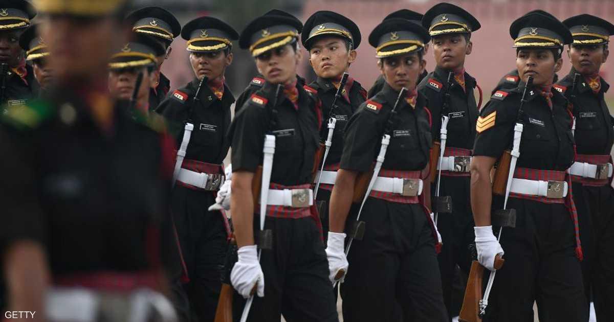 ضابطات الجيش الهندي على طريق المساواة مع الرجال