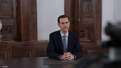 """الأسد يؤكد عزم قواته على """"تحرير الأراضي السورية كاملة"""""""