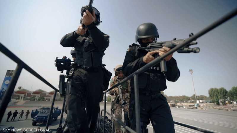 """استمرار تدريبات """"أمن الخليج العربي 2"""" في الإمارات"""