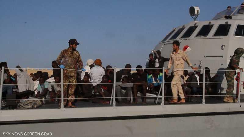 بعثة أوروبية لحظر وصول السلاح إلى ليبيا