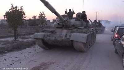 سيطرة دمشق على حلب ضربة لطموحات أردوغان