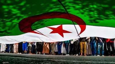 """الجزائر تعلن تاريخ بدء الحراك """"يوما وطنيا"""""""