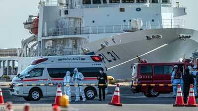 بعد ارتكاب خطأ قاتل.. إعلان أول وفاتين من سفينة كورونا
