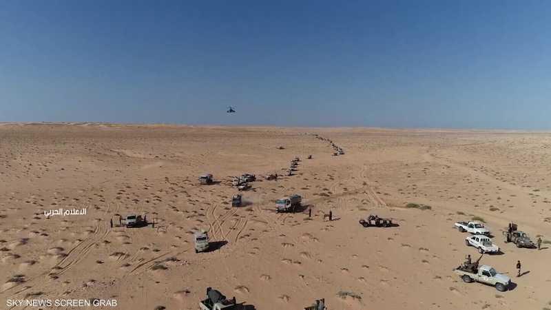 المسماري: أردوغان يصعد الأزمة الليبية