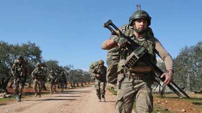 مقتل جنديين تركيين في إدلب