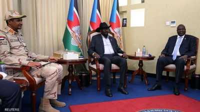 """بعد توتر طويل.. اتفاق فرقاء جنوب السودان على """"حكومة وحدة"""""""