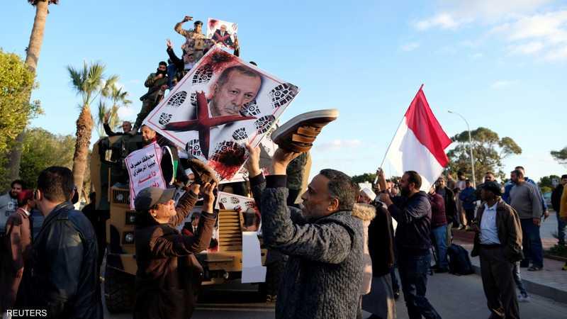 سكان بنغازي يرفضون أي دور لتركيا في ليبيا