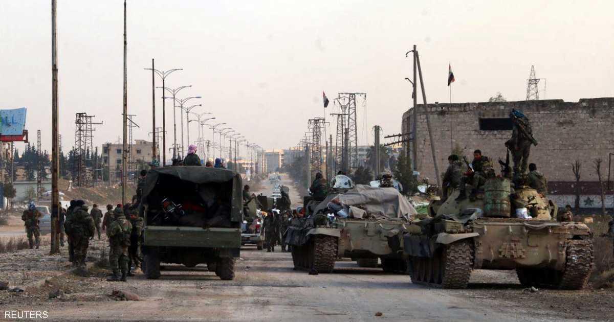 الأمم المتحدة تحذر من  حمام دم  في سوريا   أخبار سكاي نيوز عربية