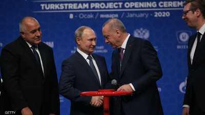 أردوغان يطلب من بوتن السيطرة على الجيش السوري بإدلب