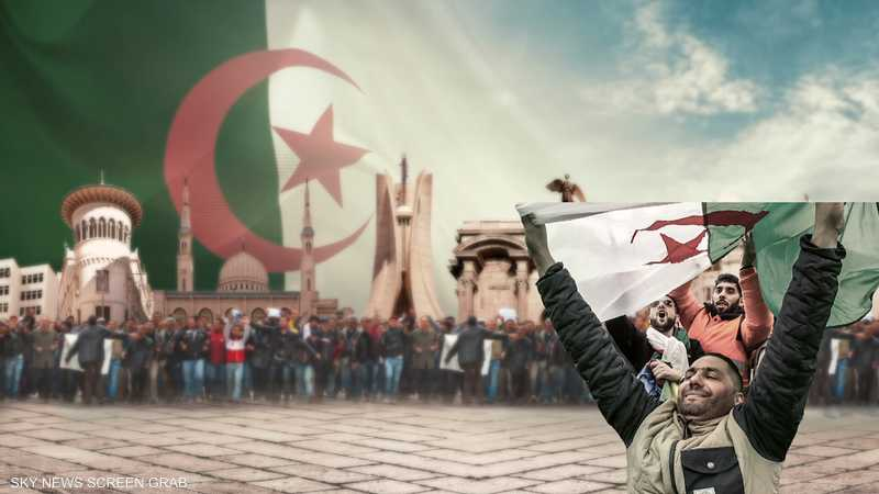 الحراك الجزائري.. أبرز المحطات