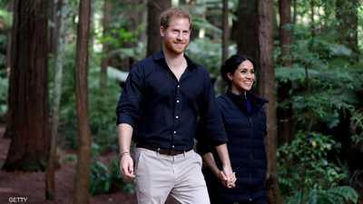 """هاري وميغان: """"ملكي"""" ليست ملك الملكة"""