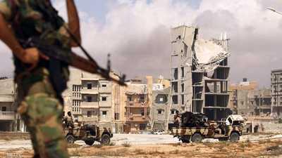 الجيش الليبي يعلن مقتل 16 عسكريا تركيا.. و100 مرتزق