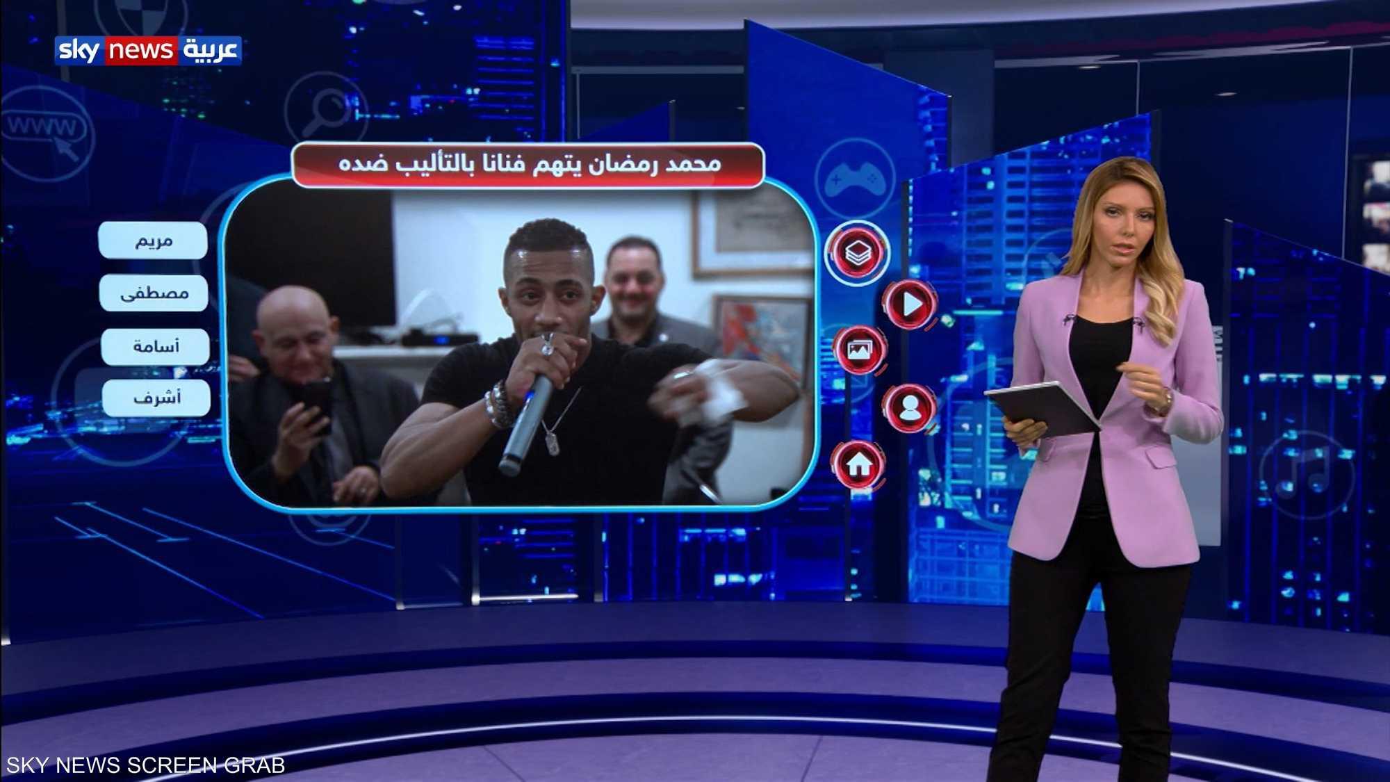 محمد رمضان يتهم فنانا مصريا بتأليب الرأي العام ضده