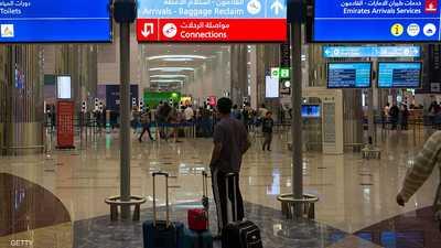 الإمارات تعلق الرحلات المتجهة والقادمة من إيران