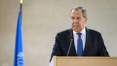 """لافروف: وقف اطلاق النار في إدلب """"استسلام للإرهابيين"""""""
