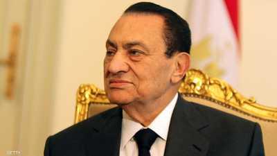 """الرئاسة المصرية تنعى مبارك.. """"أحد قادة حرب أكتوبر"""""""