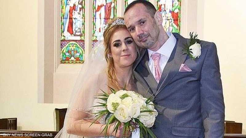 زفاف مؤثر لعريس ينتظر الموت