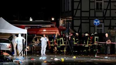 ألمانيا.. ارتفاع عدد ضحايا حادثة الدهس إلى 60 شخصا