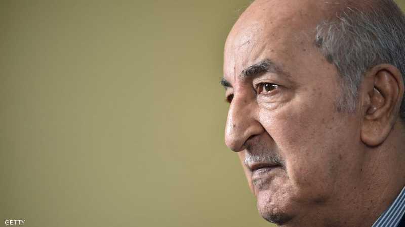 الرئيس الجزائري يحذر من تفشي كورونا.. ويطالب بهذا الإجراء