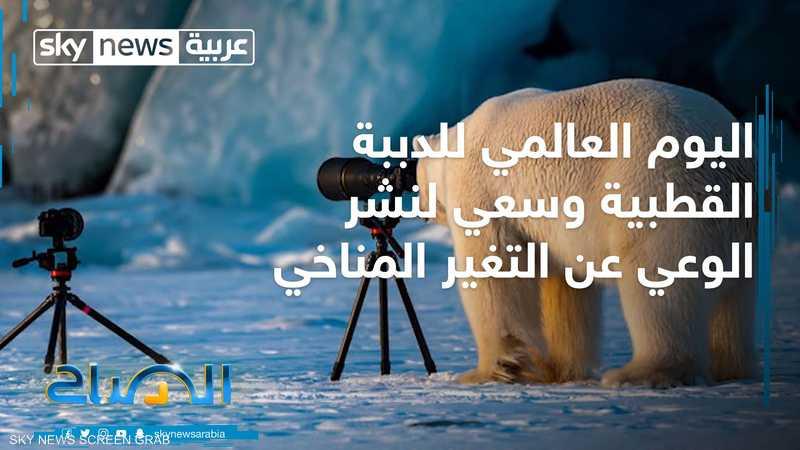 اليوم العالمي للدببة القطبية يسعى لنشر الوعي بشأن المناخ