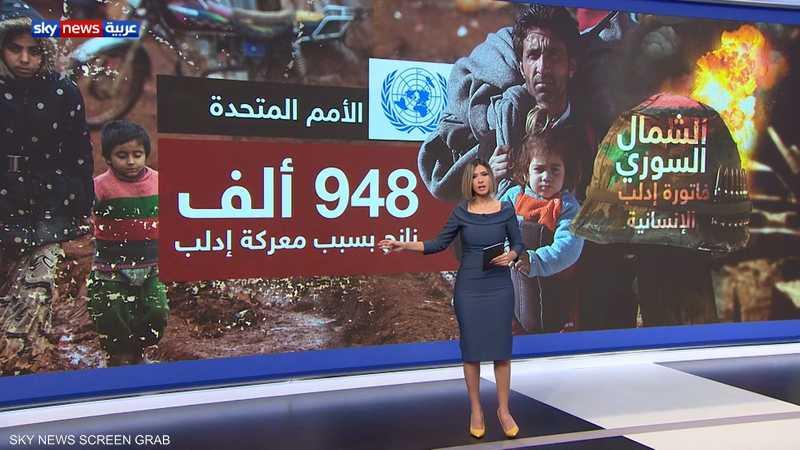 الشمال السوري.. فاتورة إدلب الإنسانية