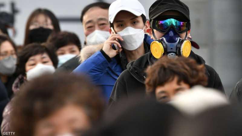 كورونا.. أرقام جديدة بكوريا الجنوبية