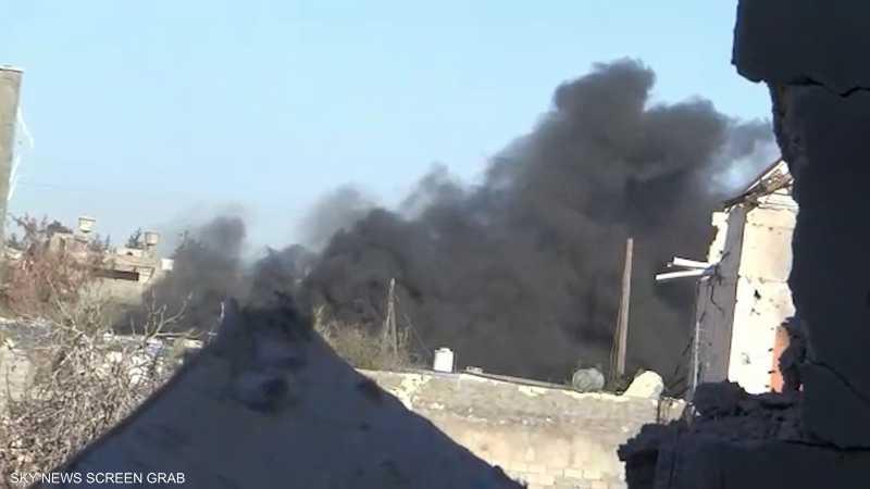 ميليشيات طرابلس تقصف أحياء سكنية