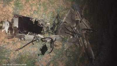 الجيش الليبي يسقط طائرة تركية جنوبي طرابلس