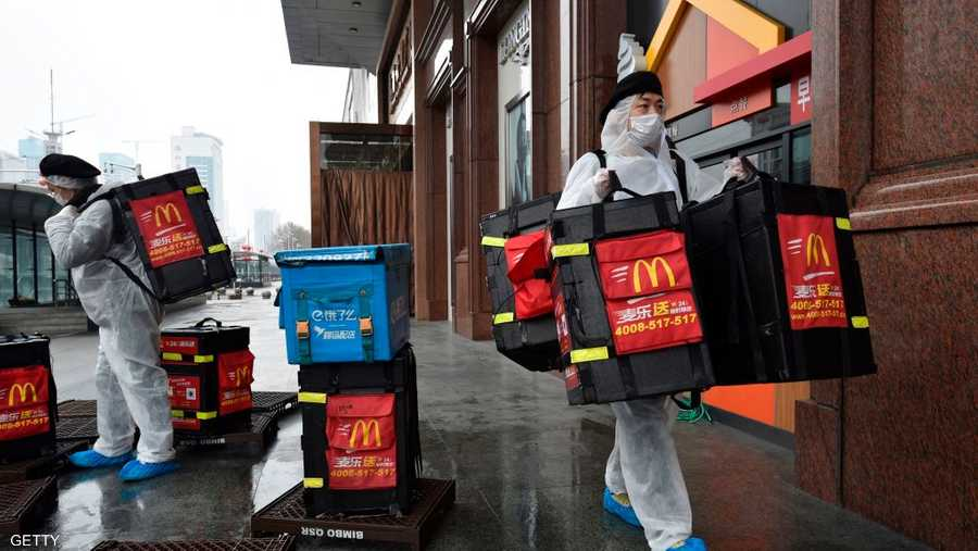العاملون في مكدونالدز عليهم الحذر أيضا