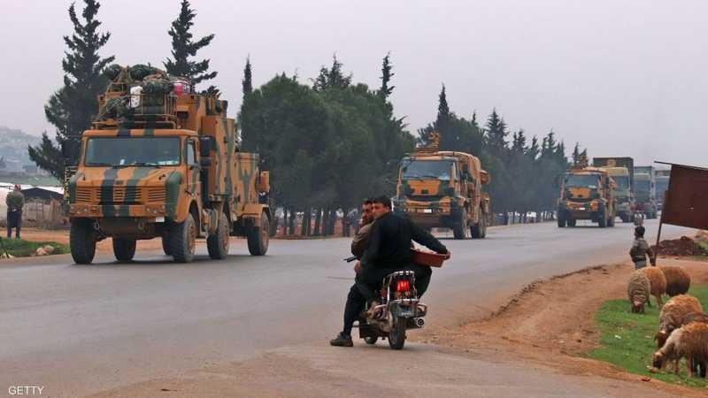 قتلت ضربة جوية سورية 33 من الجنود الأتراك الخميس الماضي.