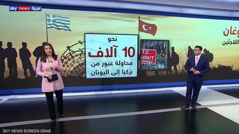 أردوغان.. وورقة اللاجئين