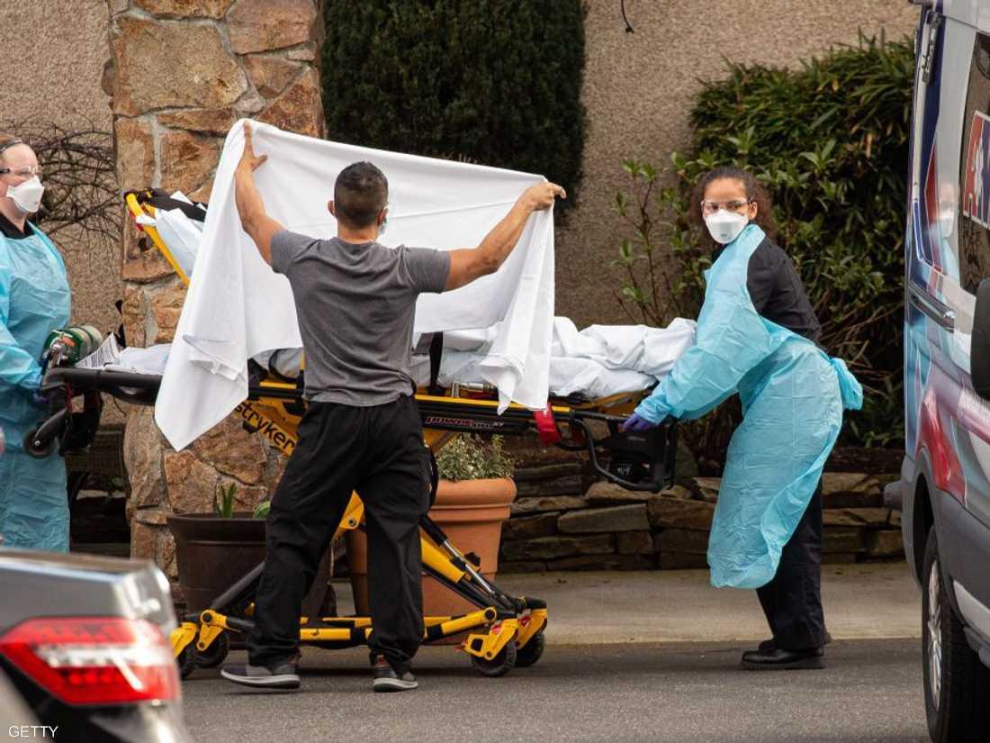 فيروس  كورونا.. مخاوف أميركية