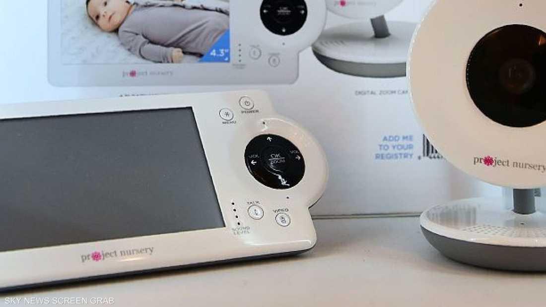 """كاميرات مراقبة الأطفال.. تحذير من """"خطر داهم"""""""