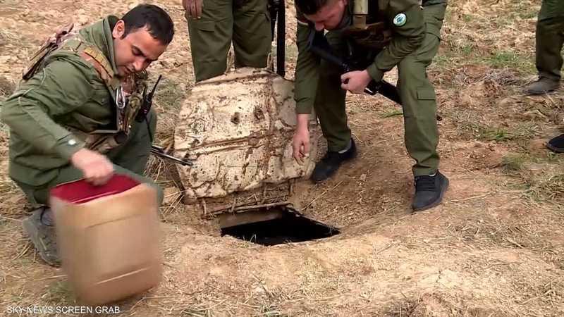 خلايا مسلحة لداعش تنشط في محيط بلدة تابعة لديالى