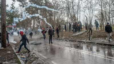 """تركيا تنشر قوات خاصة لمنع اليونان من """"رد المهاجرين"""""""
