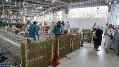 السعودية تعيد فتح الحرمين بعد التعقيم من كورونا