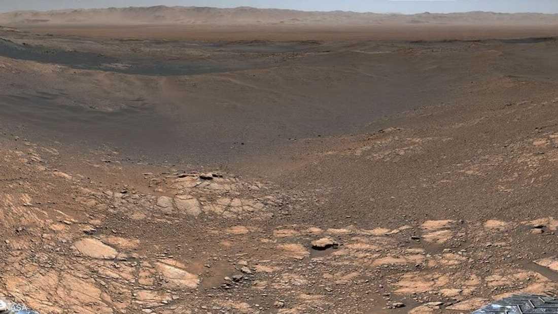 """علماء يكتشفون """"مؤشرا"""" قد يكون دليلا على حياة سابقة في المريخ"""