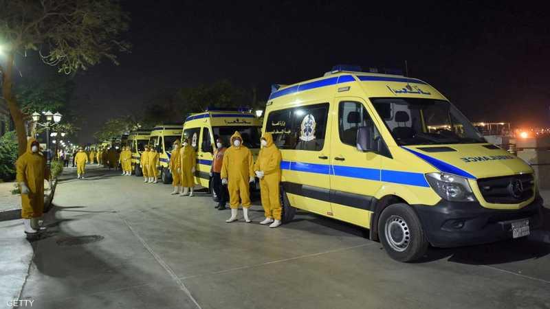 استعدادات مكثفة في مصر لمواجهة فيروس كورونا