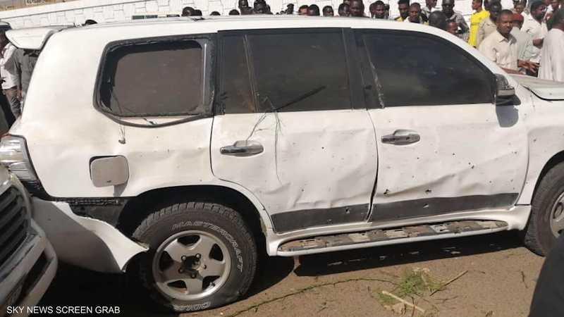 السودان.. محاولة اغتيال حمدوك لم تسفر عن أي إصابات